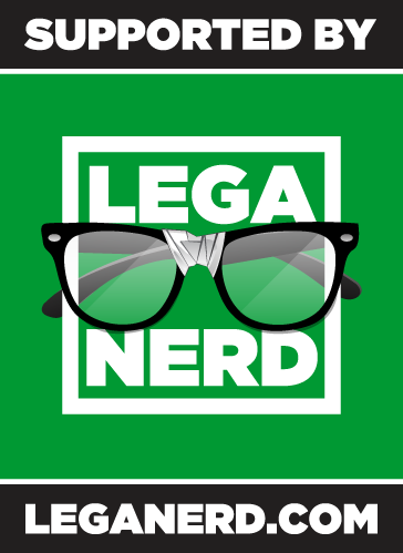 Lega Nerd Supported